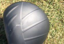 Cameron Champ destrozó este domingo su driver a base de misiles a media hora de salir al campo