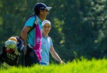 Carlota Ciganda volverá a pelear por un título en la LPGA: marcha 3ª y está a cinco de Lexi Thompson