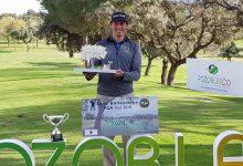 Gª-Heredia, brillante campeón en el I Campeonato MatchPlay PGA de España, Circuito Seve Ballesteros