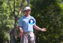Nuevas Reglas de Golf (3): ¿Se penalizará o no cuando una bola se mueva fuera de green? (VÍDEO)