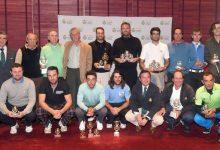 Daniel Berná y Toño Hortal se coronan en Golf Santander en la gran final del Circuito de Madrid