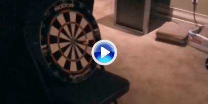 La puntería hecha deporte llega de la mano del golf-dart. Y esta diana es para abrir boca (VÍDEO)