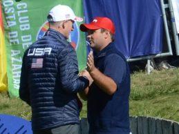 Stricker y Harrington se posicionan como los capitanes de EE.UU. y Europa para la Ryder de 2020