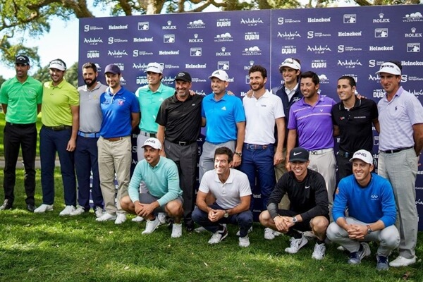 La Armada afila los dientes. 17 jugadores españoles participan en el Andalucía Valderrama Masters