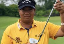 El thai Aphibarnrat hizo estragos en su hierro después de someterlo a un exigente entrenamiento