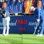 Match 03 Webb Simpson vs Justin Rose. Fotos OpenGolf.es