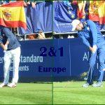 Match 08 Rickie Fowler vs Sergio García. Foto OpenGolf.es