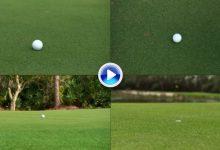 Nuevas Reglas de Golf (2): Ya no habrá penalización por mover la bola en el green (VÍDEO)