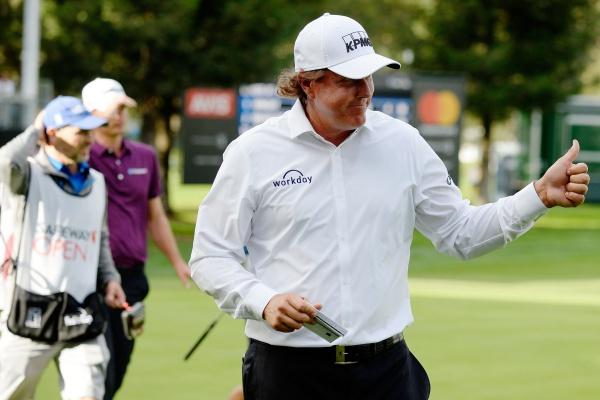 Phil Mickelson, Safeway Open, PGA Tour