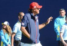 De París a California, el PGA Tour arranca el nuevo curso 2018/19 con Mickelson como cabeza de cartel