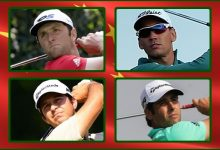 Jon, Rafa, Jorge y Adrián viajan hasta Shanghai a por la victoria en el HSBC, último mundial del año