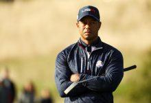 """Tiger anuncia que se aleja de la competición hasta los PlayOff : """"Descansaré unas cuantas semanas"""""""