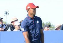"""Tiger asume su parte de culpa en el fracaso de la Ryder: """"Es decepcionante acabar con un 0-4"""""""