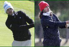 Toño Hortal y Daniel Berná, colíderes en el 'Trofeo Manolo Beamonte' en Golf Santander (Incl. VÍDEO)