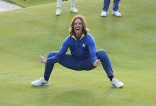 Golfistas y famosos se dan cita en la cuna del Golf. Fleetwood, Koepka, Finau, Kuch, Hatton, Jiménez…