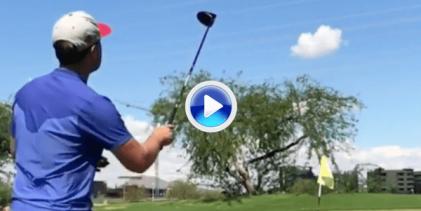 Mathias Schjoelberg, ex compañero de Rahm en ASU, sigue gustándose con los Trick Shots (VÍDEO)