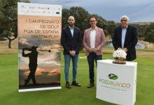 El I Campeonato Match-Play de España de la PGA en Pozoblanco capta la atención de los profesionales