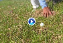 Nuevas Reglas de Golf (12): Se podrá apoyar el palo y quitar impedimentos en obstáculos agua (VÍDEO)