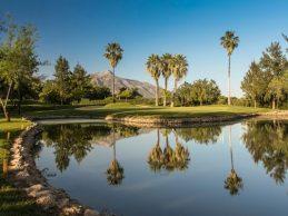 La Quinta Golf & CC, preparado para el espectáculo del Andalucía Open de España Femenino 2018