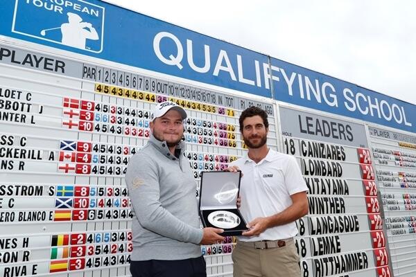 Cañizares, Cantero y Borda, flamantes nuevos jugadores del European Tour al alcanzar el Top 25