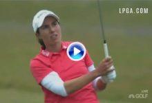 Carlota conquistó el subcampeonato en el Japan Classic con golpes tan certeros como estos (VÍDEO)