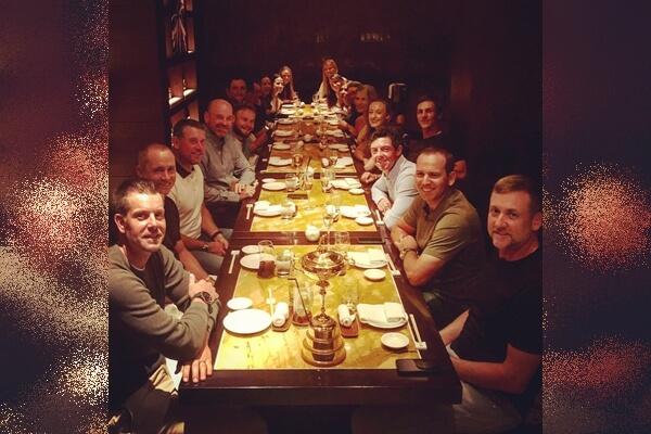 """¡Esto es un equipo! El Team europeo de la Ryder celebró su victoria: """"Siempre nos quedará París"""""""