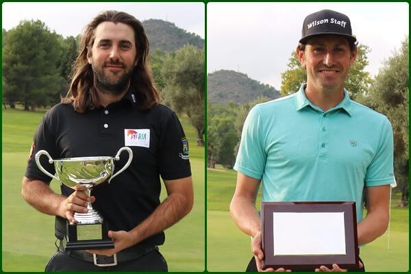La Gran Final Circuito Seve Ballesteros PGA Tour se la lleva Dani Berna y Gª-Heredia la Orden de Mérito