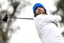 Dani Berna, primer líder destacado en la Gran Final del Circuito Seve Ballesteros PGA Tour en Castellón
