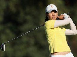 """La americana Chen, descalificada en la final de la Escuela de la LPGA """"por culpa"""" de su madre"""