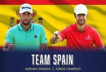 España comienza a medio gas la Copa del Mundo y Otaegui y Campillo se quedan a 6 de los líderes
