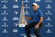 Molinari pone el broche de oro a su mágico 2018 con una Race to Dubai con sabor español