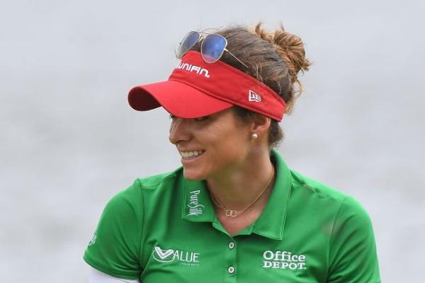 La mexicana Gaby López se estrena en la LPGA con un triunfo de prestigio en China. Muñoz, T26
