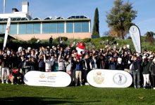 El Colegio El Prado gana el primer puntuable del III Circuito Interescolar de la Fed. de Madrid