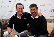 Jiménez: «La solución al golf de hoy sería jugar con 10 palos, así habría que utilizar más la imaginación»