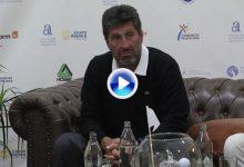 Las nuevas reglas no gustan a Jiménez y Olazábal: «No creo que con ello se mejore el juego» (VÍDEO)