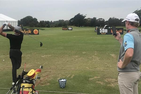 """Brandt Snedeker alucinó con el español Juan Postigo, campeón de Golf adaptado: """"Es increíble"""""""