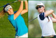 No pudo ser, Luna Sobrón y Nuria Iturrioz se quedan lejos de conseguir la tarjeta de la LPGA '19
