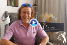 """Miguel Ángel Jiménez: """"El Golf debe convertirse en una parte importante de la provincia de Alicante"""""""