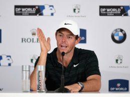 """Rory podría dejar el Tour Europeo… de momento: """"No es año Ryder, así que no es el fin del mundo"""""""
