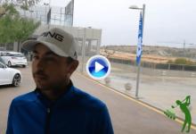 """García Rodríguez, a la final de la Escuela: """"El trabajo está hecho. Ahora solo hay que jugar"""" (VÍDEO)"""