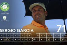 Sergio García le gana por tercer día la batalla al Gary Player CC y acaricia el triunfo en el Nedbank