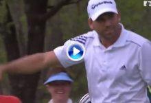 Un golpazo de Sergio, incluido entre los 5 mejores en la historia del NedBank Golf Challenge (VÍDEO)