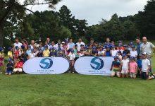 """Rahm y los hijos de Seve premiarán a los finalistas de """"Seve & Jon golf for kids"""" en Meaztegi Golf"""