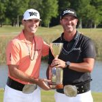 18 04 29 Billy Horschel y Scott Piercy Zurich Classic