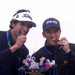 18 08 12 Pedro Oriol y Scott Fernández European Championships