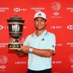 18 10 28 Xander Schauffele WGC-HSBC Champions