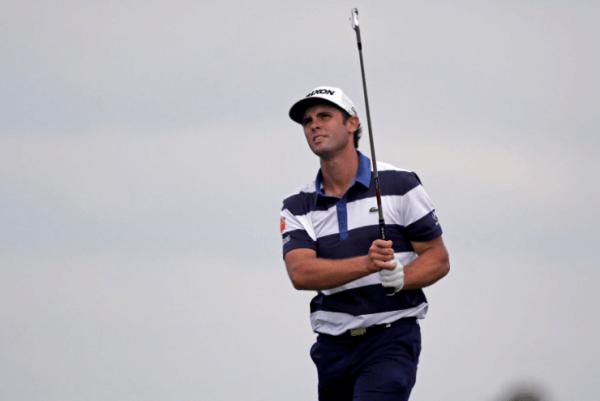 Adri Arnaus sumó su primer Top 10 en la división de oro del European Tour. Foto: @ChallengeTour
