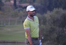 Alejandro Larrazábal y Adrián Mata no se bajan del liderato en la Copa Baleares de Pula Golf