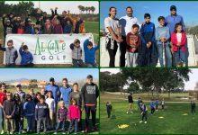 Más de 150 niños participan en las jornadas de ¨VEN A CONOCER EL GOLF¨ en Alicante Golf
