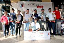 Más de medio millar de jugadores pasan por el GNK Golf Tour 2018 de la Región de Murcia